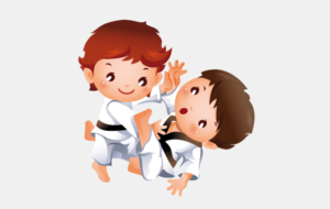 Cours Baby Judo